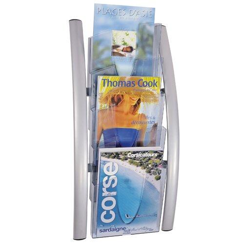 Alba 5 Pocket Wall Display