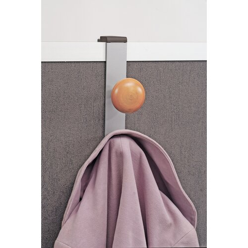 Alba Over-The-Panel Double Adjustable Coat Hook