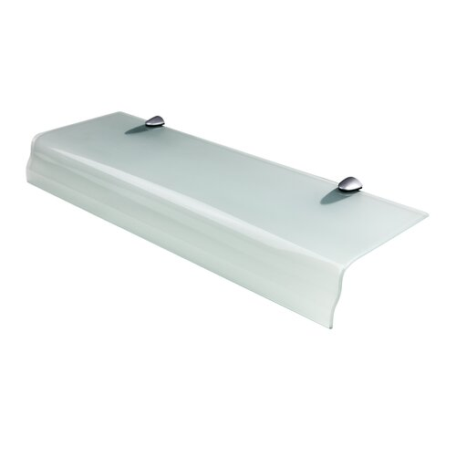 "Wallscapes 24"" x 0.32"" Bathroom Shelf"