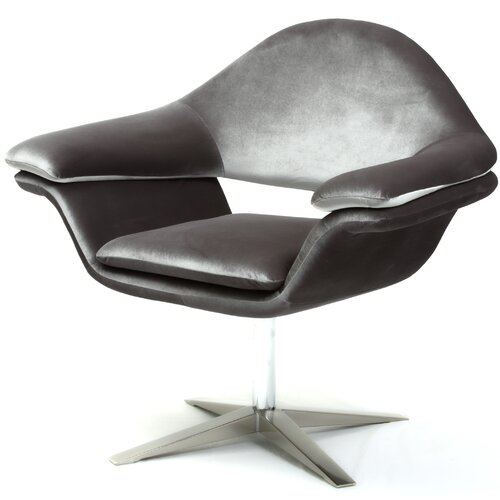 Home Loft Concept Brento Modern Fabric Chair
