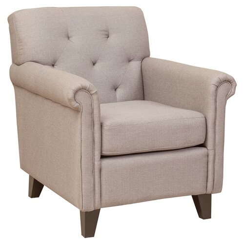 Home Loft Concept Darrelle Tufted Club Chair