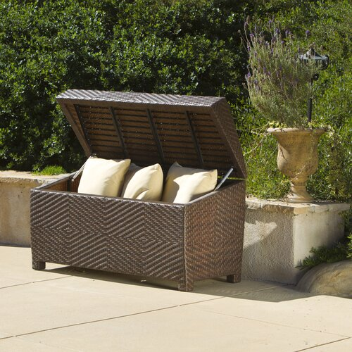Home Loft Concept Managua Outdoor Wicker Storage