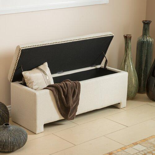 Home Loft Concept Weyden Storage Bench