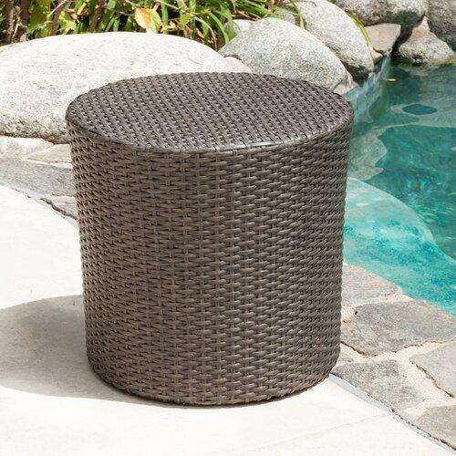 Gray Wicker Outdoor Furniture Wayfair