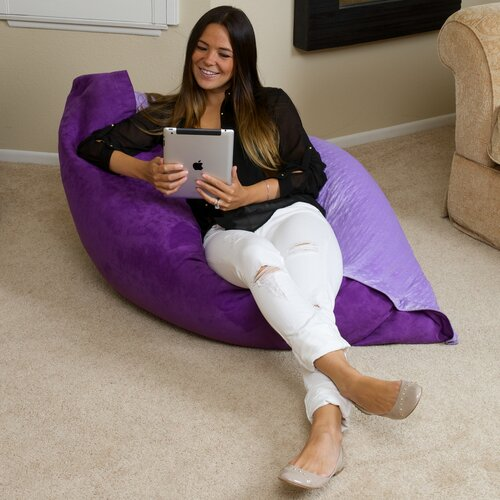 Home Loft Concept Dimpled Bean Bag Chair