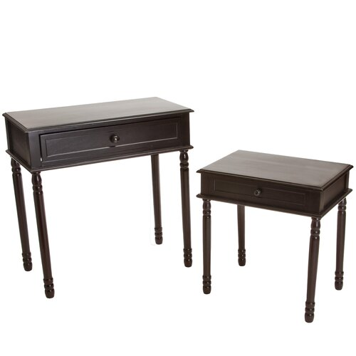 Home Loft Concept Margot 2 Piece Nesting Table