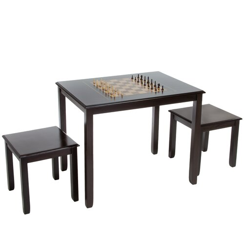 Home Loft Concept Tony 3 Piece Wood Table Set