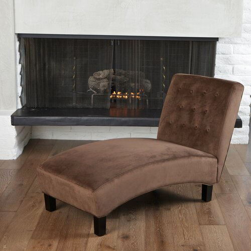 Leather Faux Leather Chaise Lounge Chairs Wayfair