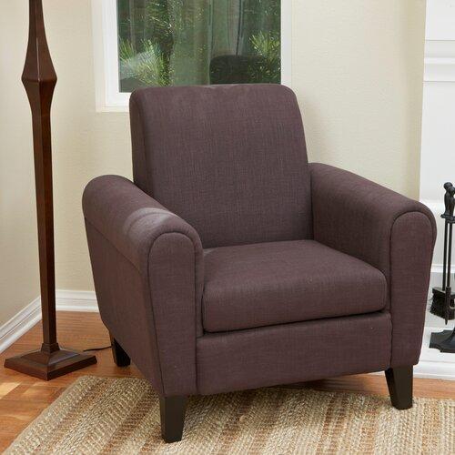 Home Loft Concept Rhodes Fabric Club Chair
