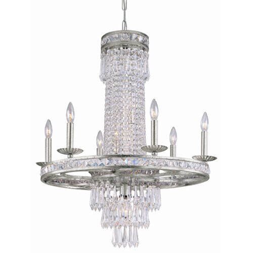 Crystorama Mercer 10 Light Chandelier