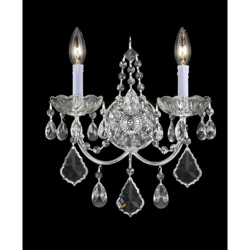 Crystorama Imperial 4 Light Chandelier