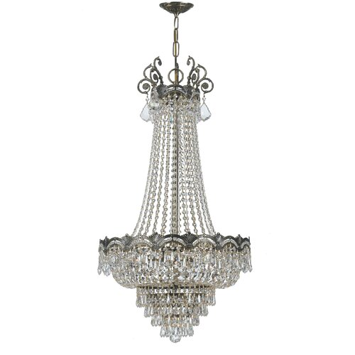 Majestic 8 Light Chandelier