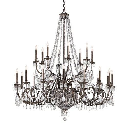 Vanderbilt 29 Light Chandelier