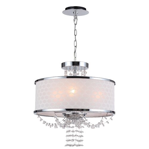 Allure 3 Light Chandelier