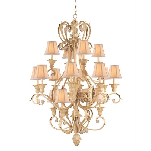 Winslow 16 Light Candle Chandelier