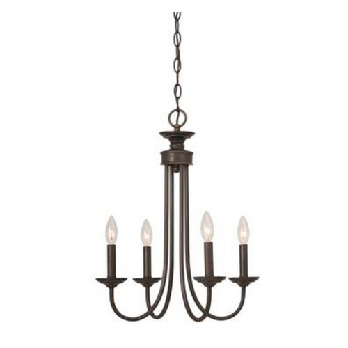 Spencer 4 Light Chandelier