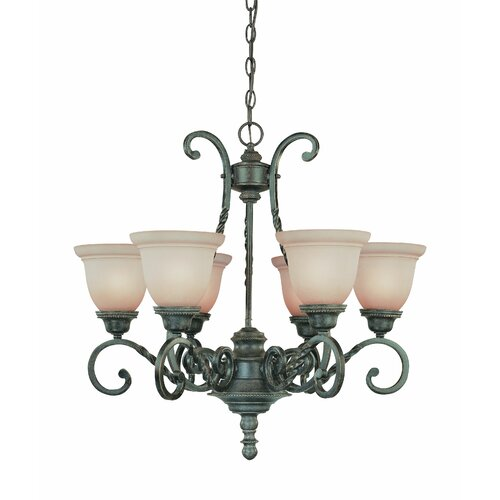 Sutherland 6 Light Chandelier