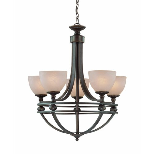 Seymour 5 Light Chandelier