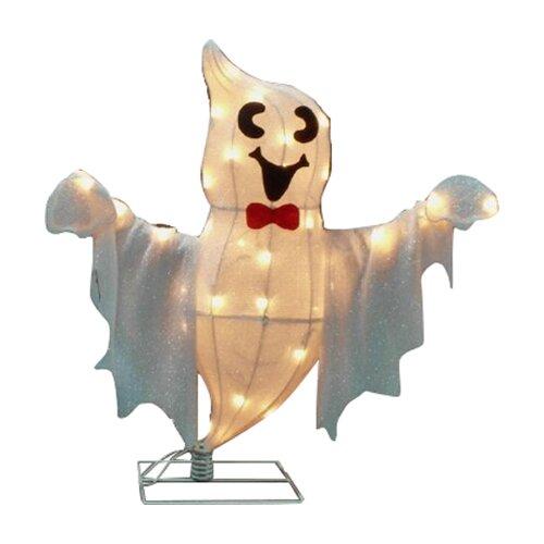 Citi-Talent LTD Swaying Happy Ghost Halloween Decoration