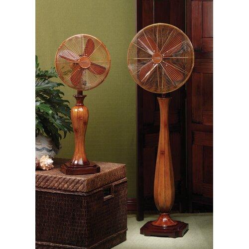 Deco Breeze Sambuca Oscillating Table Fan
