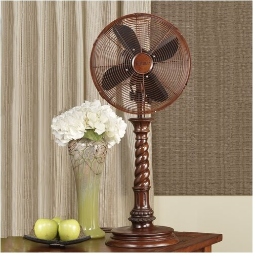 Deco Breeze Oscillating Table Fan
