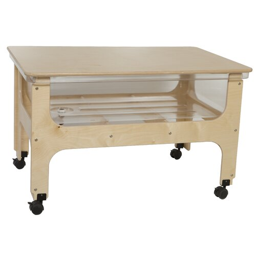 Wood Designs Deluxe Sand and Water Table