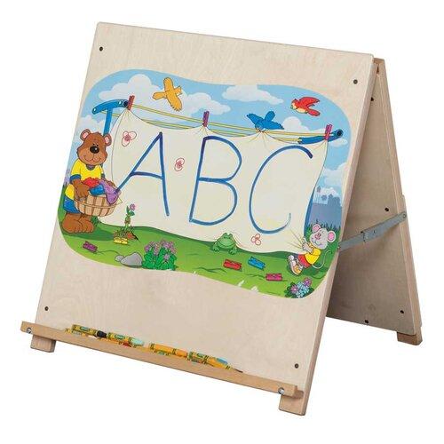Wood Designs Big Book Tabletop Easel