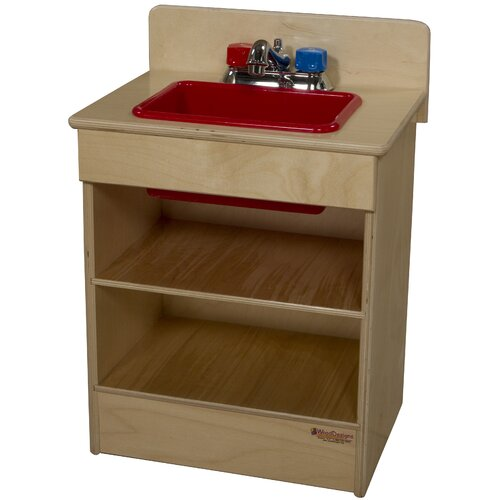 Wood Designs Tot Sink