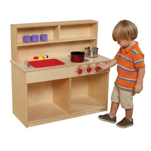 Wood Designs Tot Multi Kitchen Center
