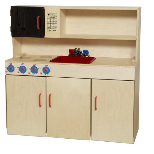 Wood Designs 5-in-1 Kitchen Center