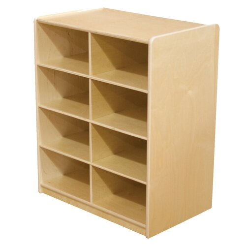Wood Designs 80 Compartment Cubby