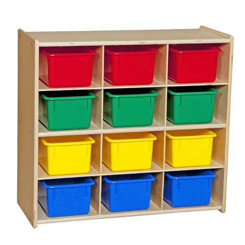Wood Designs Contender Baltic 12  Compartment Cubby