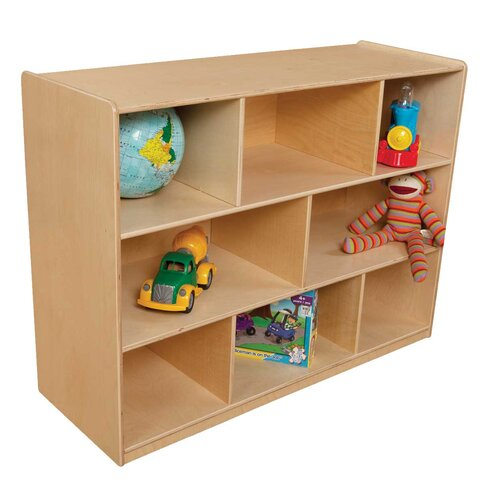 Wood Designs Extra Deep Storage Unit
