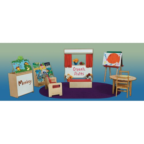 Wood Designs Solid Plywood Literacy Package