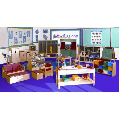 Wood Designs Classroom Package
