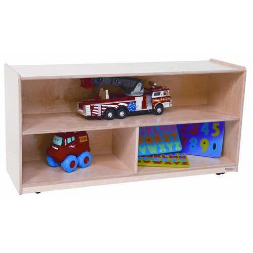 "Wood Designs 24"" Extra Deep Versatile Single Storage Unit"