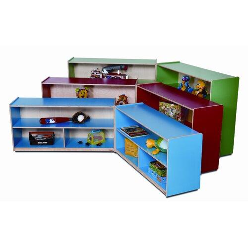 "Wood Designs 24"" Versatile Folding Storage Unit"