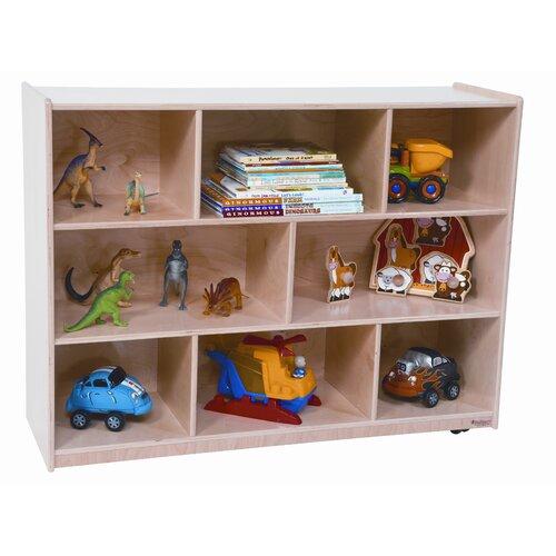 Wood Designs Single Storage Unit with Hardboard Back