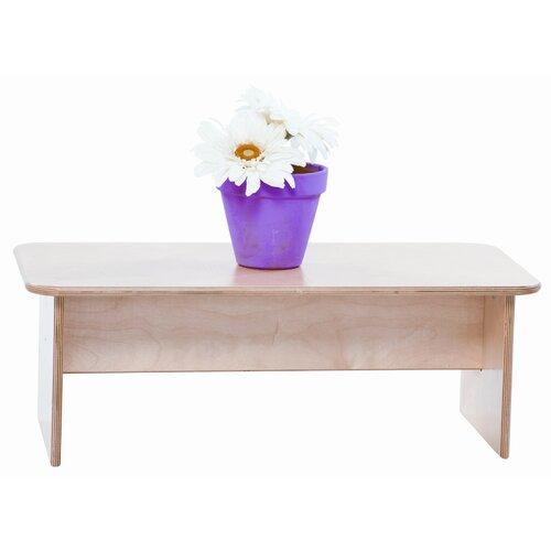 Wood Designs Children's Coffee Table