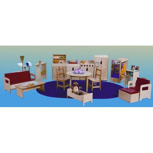 Wood Designs Dramatic Play Package