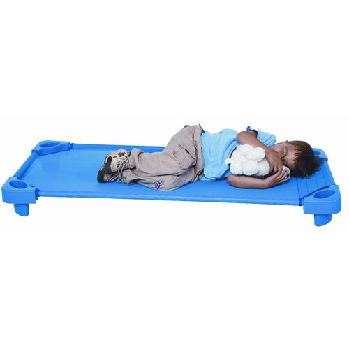 Wood Designs Factory Assembled Cots (Set of 5)