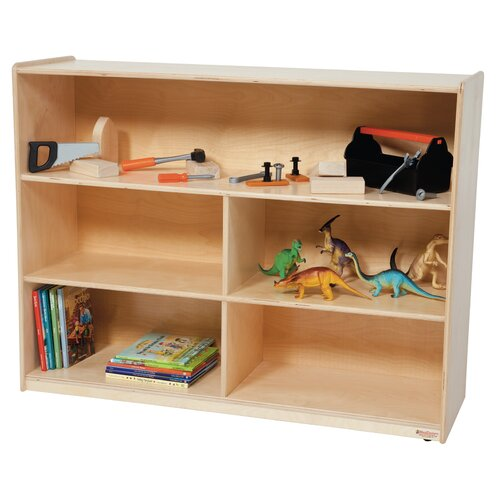 "Wood Designs Contender 35.5"" Versatile Single Storage Unit"