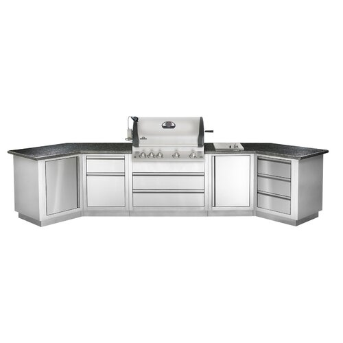 Napoleon Mirage Built-In Propane Grill
