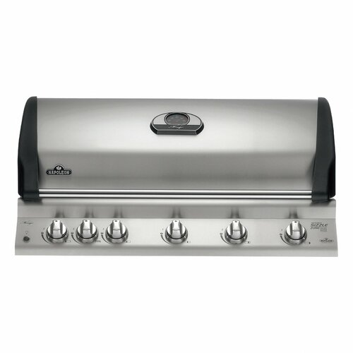 Napoleon Mirage BIM730 Built-In Gas Grill with Infrared Rear Burner