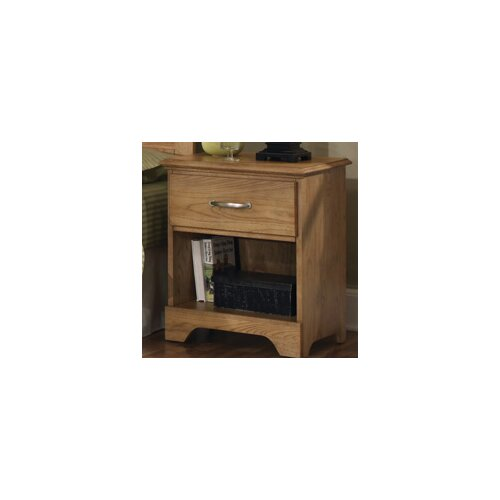 Carolina Furniture Works, Inc. Sterling 1 Drawer Nightstand