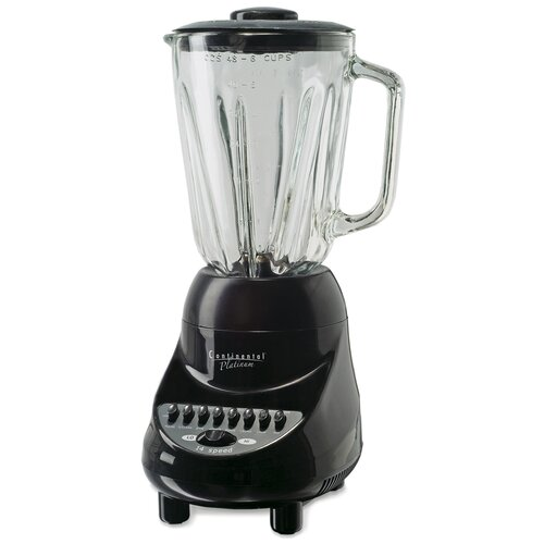 Continental Electrics 14-Speed Blender