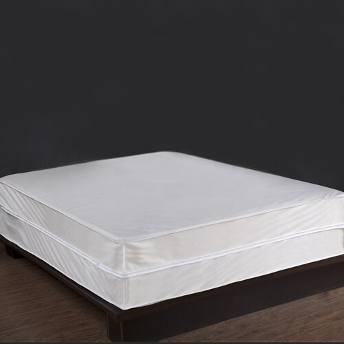Permafresh Bed Bug & Dust Mite Control Water Resistant Polypropylene Box Spring Protector
