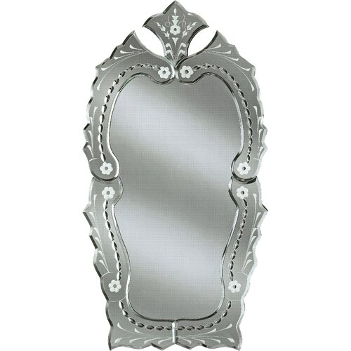 Venetian Gems Queen Mirror