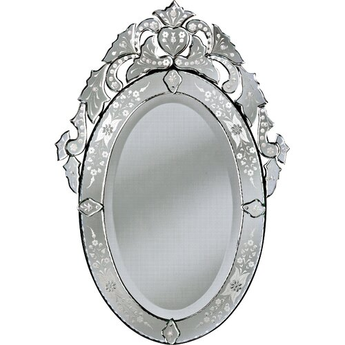 Venetian Gems Olympia Large Wall Mirror