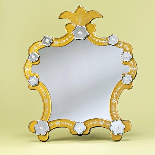 Venetian Gems Gabrielle Venetian Table Mirror